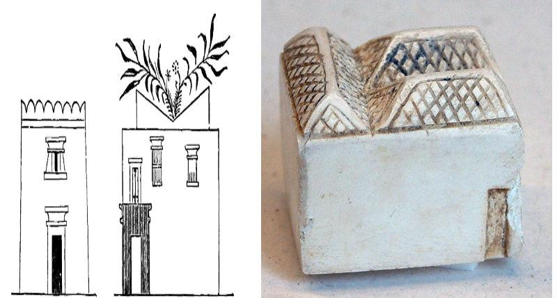 Windcatcher in Ancient Egypt